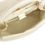 Authentic Pre Owned Fendi Mini Peekaboo Shearling Bag (PSS-200-01070) - Thumbnail 3
