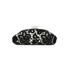 Chanel floral lace clutch 2?1518507353