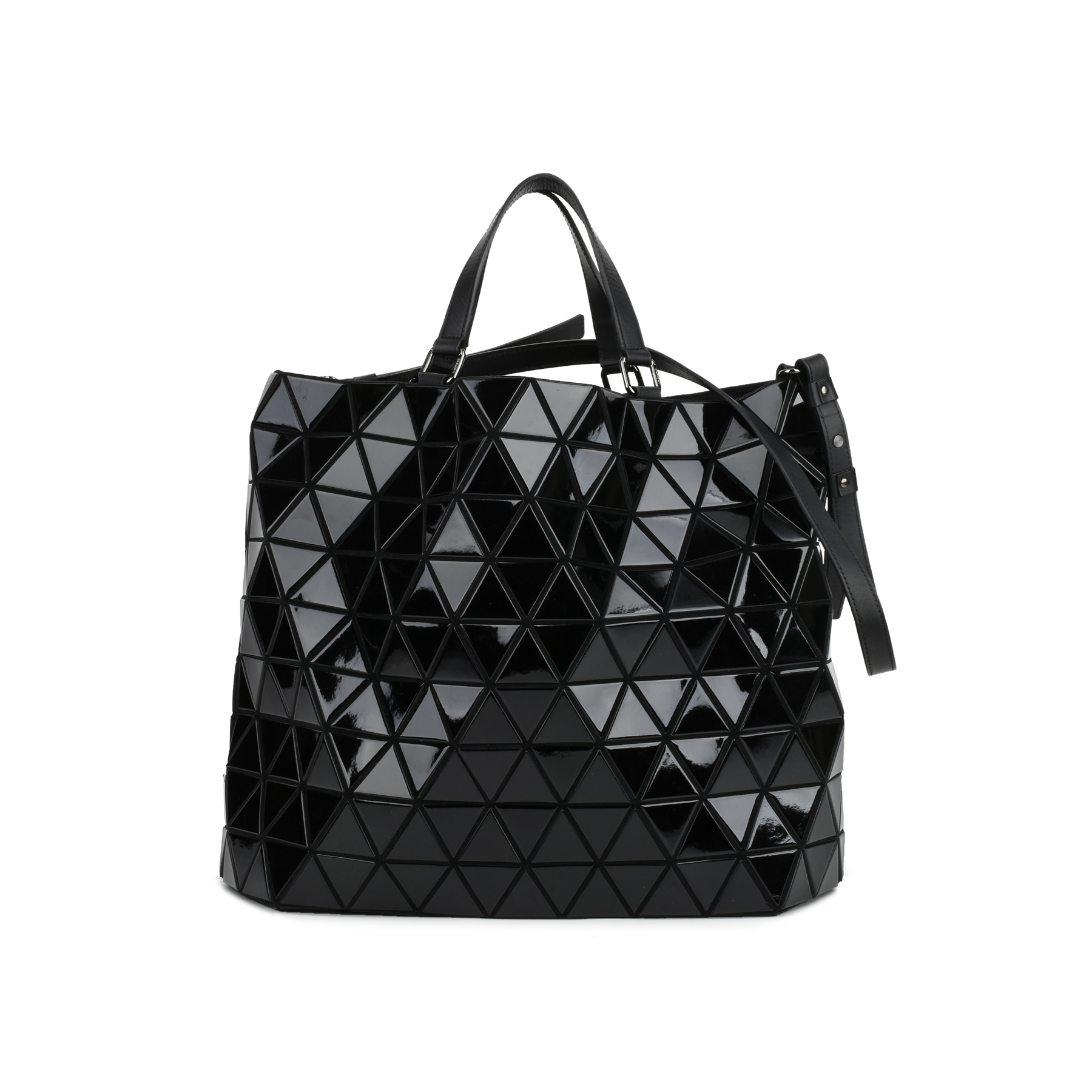 Authentic Second Hand Issey Miyake Crystal Gloss Shoulder Bag  (PSS-444-00002)  9258b7ee6960f