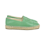 Authentic Second Hand Chanel Lambskin Espadrilles (PSS-126-00072) - Thumbnail 1