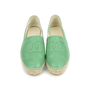 Authentic Second Hand Chanel Lambskin Espadrilles (PSS-126-00072) - Thumbnail 0