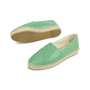 Authentic Second Hand Chanel Lambskin Espadrilles (PSS-126-00072) - Thumbnail 3
