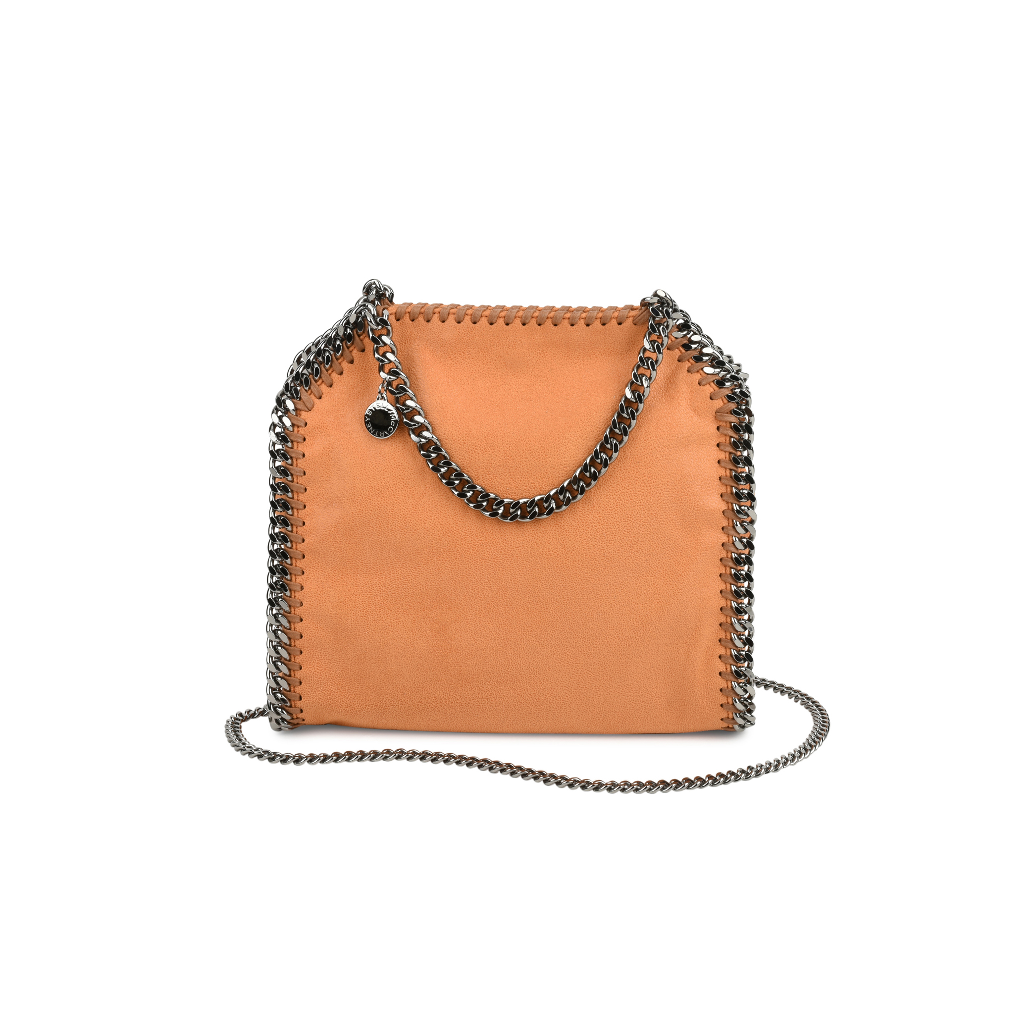 26cfede48ee4 Authentic Second Hand Stella McCartney Falabella Mini Tote Bag  (PSS-126-00068)