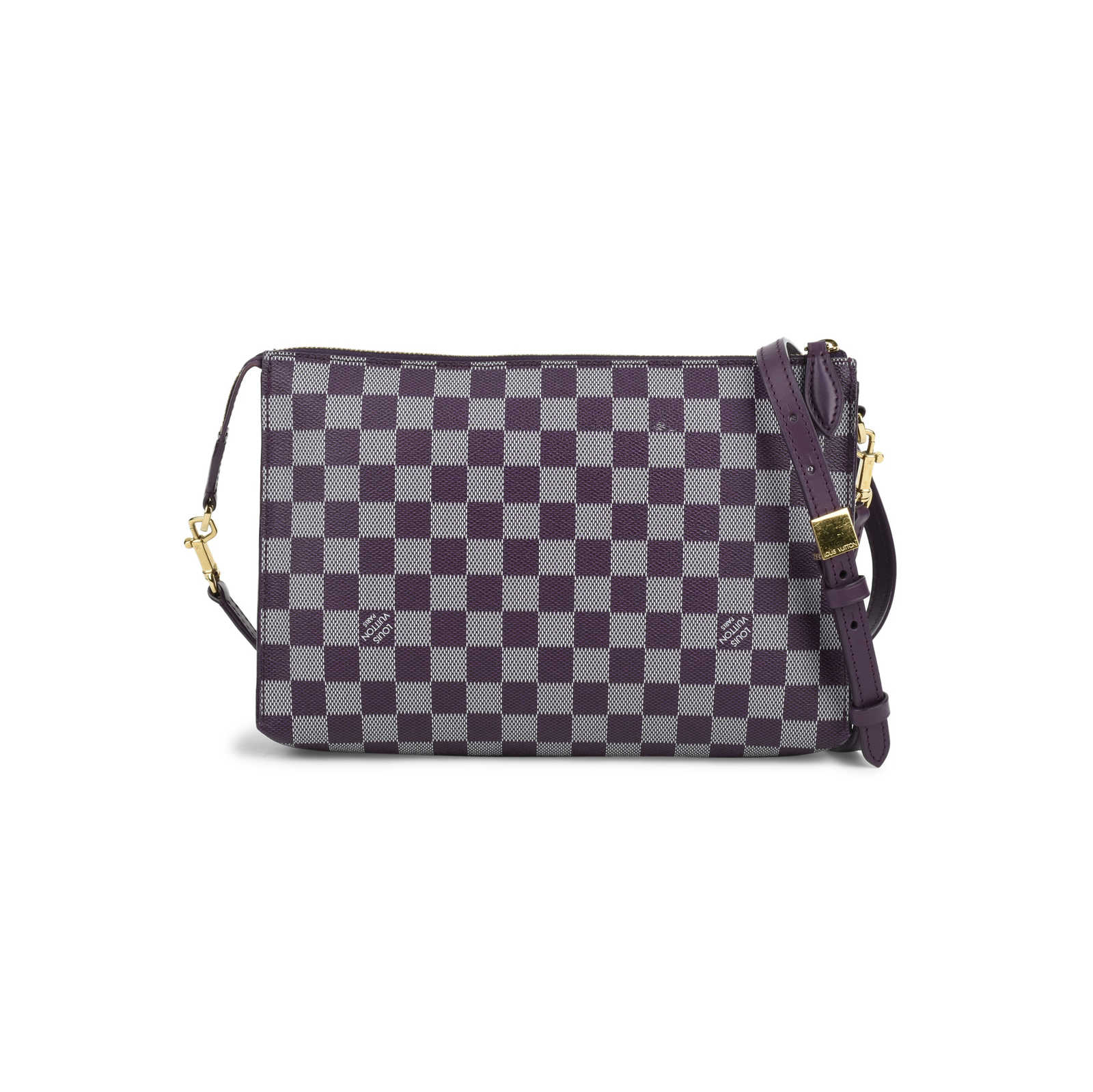 ac19bca7ccd3 Authentic Second Hand Louis Vuitton Damier Modul Crossbody Bag  (PSS-126-00071) ...