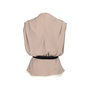 Authentic Second Hand Balenciaga Silk Pleated Top (PSS-448-00002) - Thumbnail 1