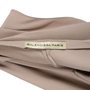 Authentic Second Hand Balenciaga Silk Pleated Top (PSS-448-00002) - Thumbnail 2