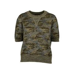 Watson Camouflage Sweater