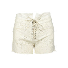 Izard Lace Up Shorts