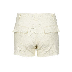 Isabel marant izard lace up shorts 2?1519185198