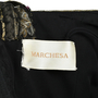 Authentic Second Hand Marchesa Embellished Asymnetric Silk Gown (PSS-126-00073) - Thumbnail 3