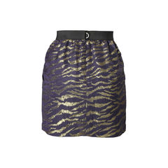 3 1 phillip lim zebra printed metallic skirt 2?1519196909