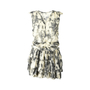 Authentic Second Hand IRO Printed Sheer Dress (PSS-048-00111) - Thumbnail 0