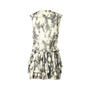 Authentic Second Hand IRO Printed Sheer Dress (PSS-048-00111) - Thumbnail 1