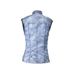 Balmain denim sleeveless shirt 2?1519196848