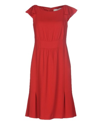 Second Hand Valentino Roma Red Evening Dress | THE FIFTH COLLECTION
