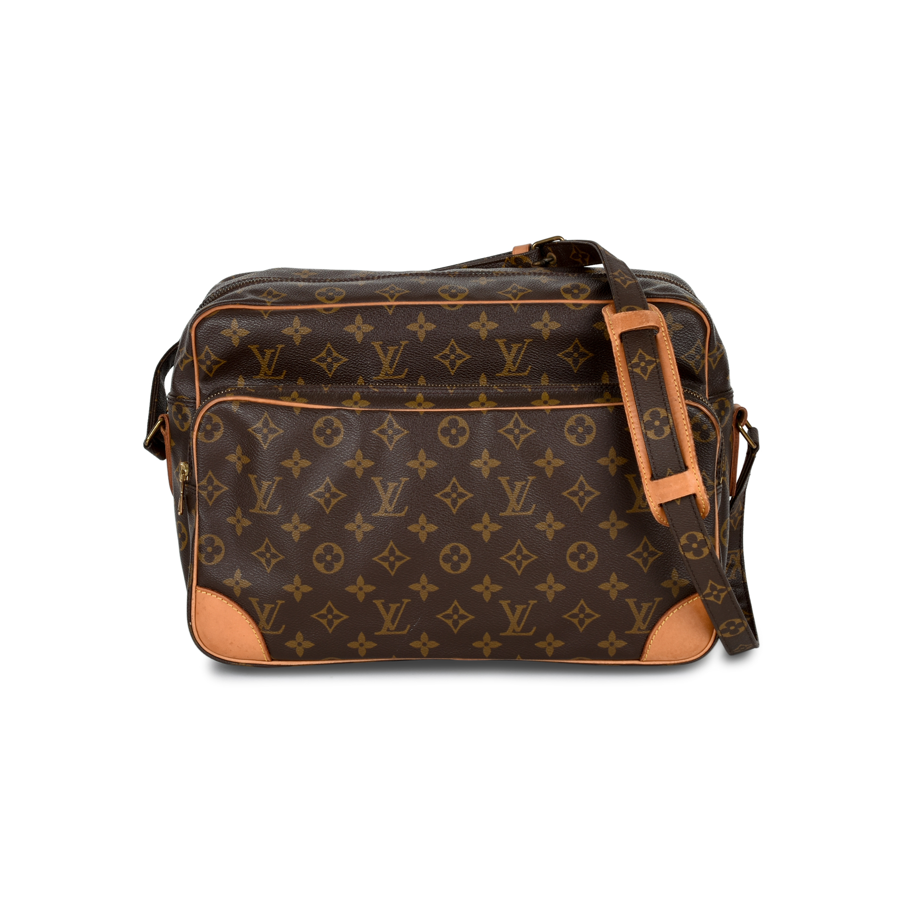 9eadc0afbf34 Authentic Second Hand Louis Vuitton Monogram Camera Bag (PSS-430-00001)