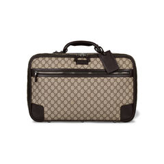 Dual Ziparound Suitcase