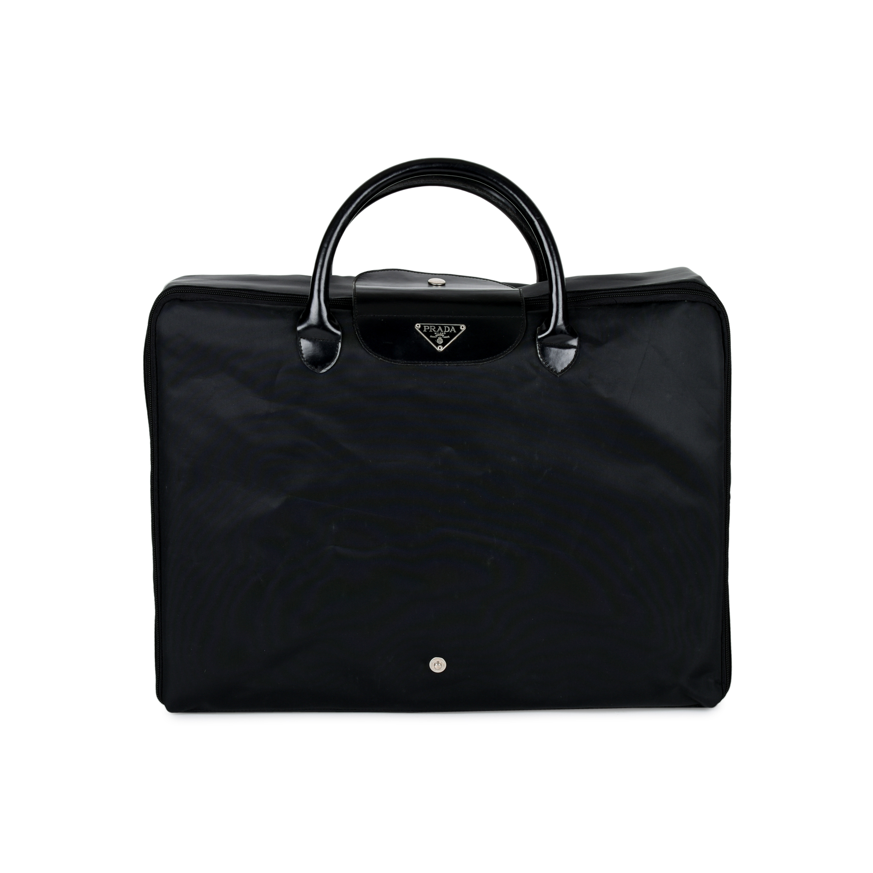 6496d829b15e Authentic Second Hand Prada Overnight Travel Bag (PSS-430-00030) | THE  FIFTH COLLECTION