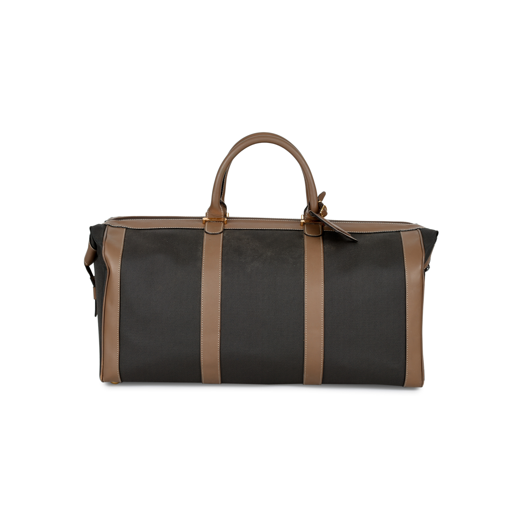 38eb6f4d68c Authentic Second Hand Dunhill Duffle Bag (PSS-430-00031) - THE FIFTH  COLLECTION