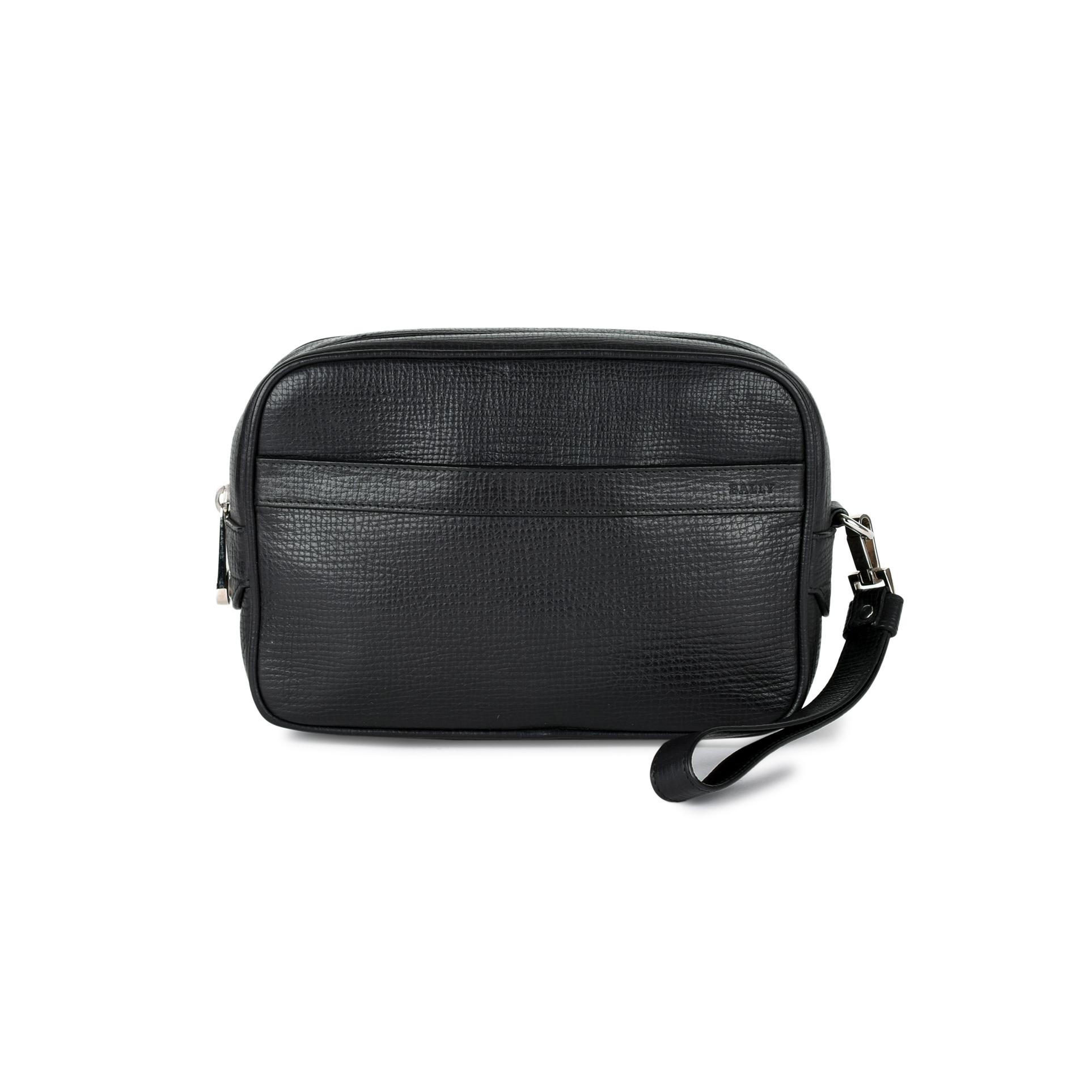 e7272ed4a4 Authentic Second Hand Bally Travel Pouch (PSS-430-00025) - THE FIFTH  COLLECTION