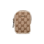 Authentic Second Hand Gucci Monogram Pouch (PSS-430-00028) - Thumbnail 0