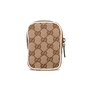 Authentic Second Hand Gucci Monogram Pouch (PSS-430-00028) - Thumbnail 2