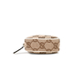 Authentic Second Hand Gucci Monogram Pouch (PSS-430-00028) - Thumbnail 3