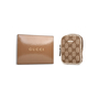 Authentic Second Hand Gucci Monogram Pouch (PSS-430-00028) - Thumbnail 6