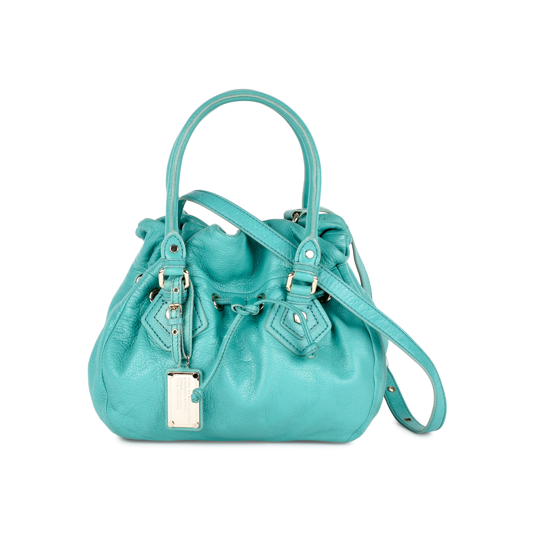e9dfb6f8c28f Authentic Second Hand Marc by Marc Jacobs Classic Q Drawstring Bag  (PSS-439-00005)
