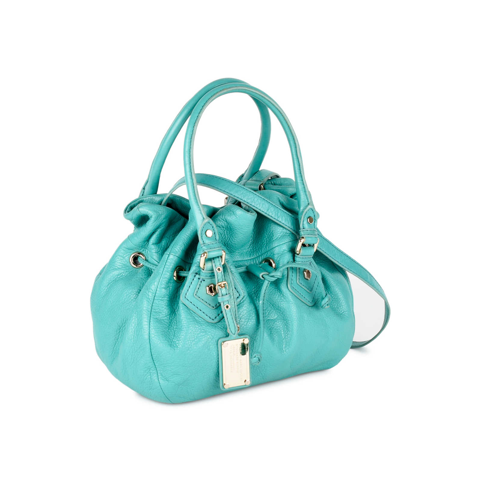 60b1326a7fc7 ... Authentic Second Hand Marc by Marc Jacobs Classic Q Drawstring Bag  (PSS-439- ...