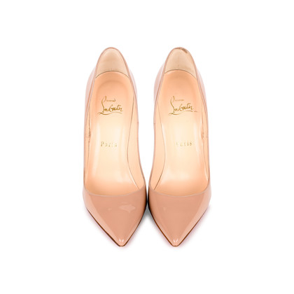 Authentic Pre Owned Christian Louboutin So Kate Patent Pumps (PSS-442-00008)