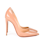 Authentic Pre Owned Christian Louboutin So Kate Patent Pumps (PSS-442-00008) - Thumbnail 1