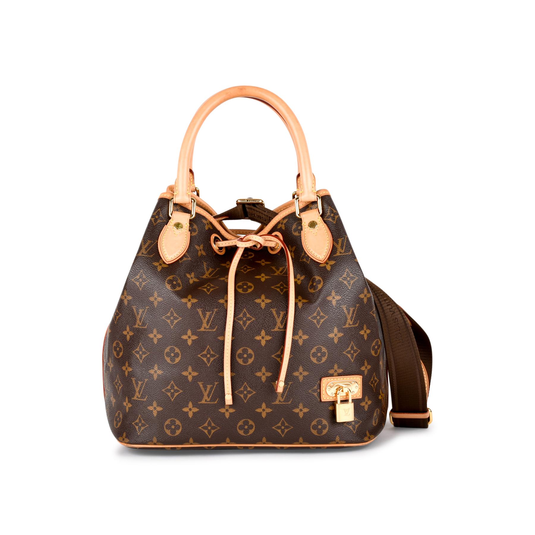4e3a8f381b0e Authentic Second Hand Louis Vuitton Neo Bucket Tote (PSS-451-00001 ...