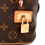 Authentic Pre Owned Louis Vuitton Neo Bucket Tote (PSS-451-00001) - Thumbnail 4