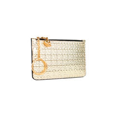 Alexander mcqueen gold leather pouch 2?1519799559