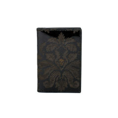 Printed Patent Leather Cardholder