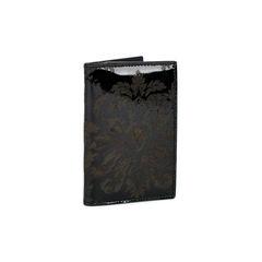 Alexander mcqueen patent leather cardholder 2?1519799612