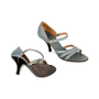 Authentic Second Hand Hermès Strappy Leather Sandals (PSS-370-00068) - Thumbnail 2