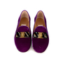 Authentic Second Hand Salvatore Ferragamo Scotty T Slippers (PSS-334-00015) - Thumbnail 0