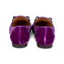 Authentic Second Hand Salvatore Ferragamo Scotty T Slippers (PSS-334-00015) - Thumbnail 4