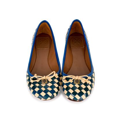 Outlet Release Dates Christian Dior Woven Round-Toe Flats Best Wholesale For Sale 2018 Online Shop For Cheap Online Sale Authentic FSh996c
