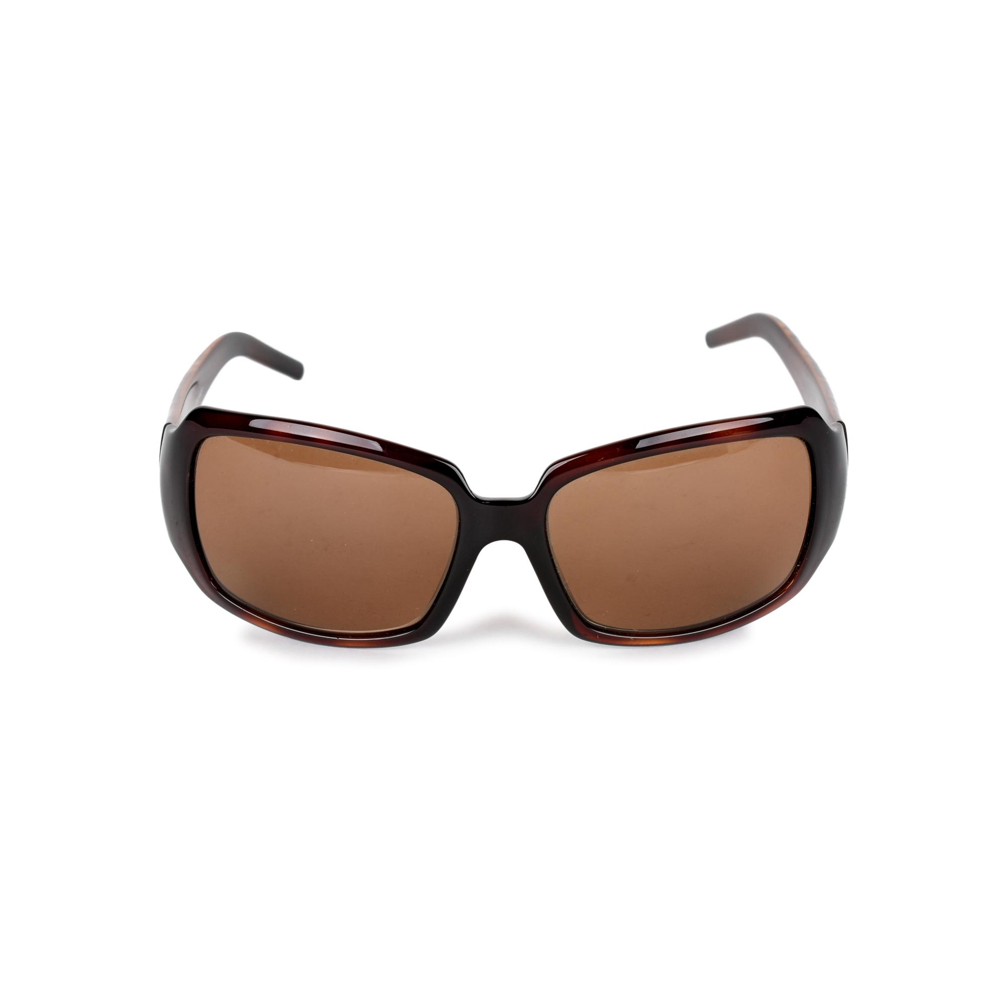 8fde7fa9c3cfa Authentic Second Hand Fendi Logo Detail Sunglasses (PSS-334-00018 ...