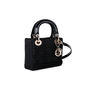 Authentic Vintage Christian Dior Nylon Micro Lady Dior Bag (PSS-034-00015) - Thumbnail 1