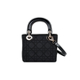 Authentic Vintage Christian Dior Nylon Micro Lady Dior Bag (PSS-034-00015) - Thumbnail 2