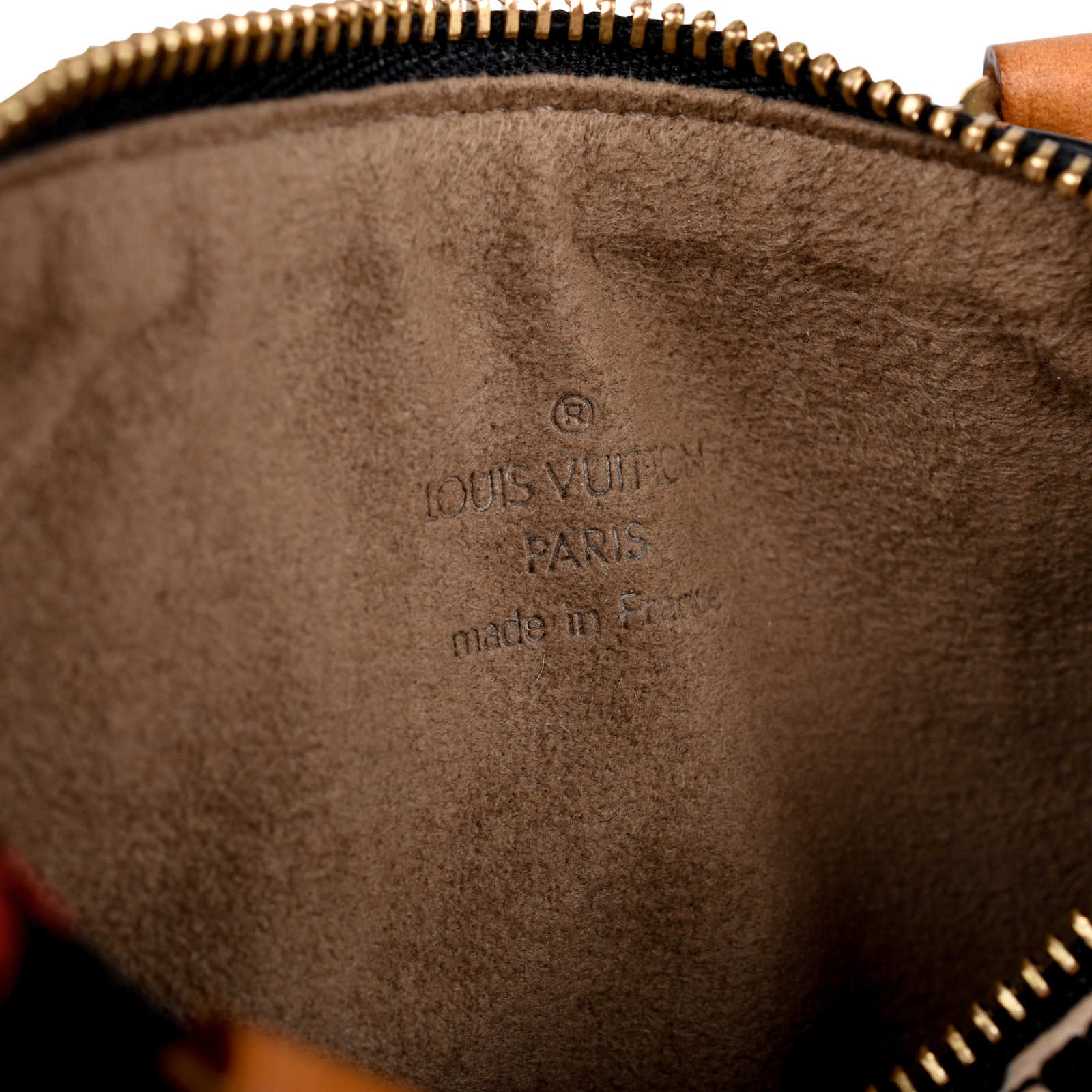 6d37d3d503fb ... Authentic Second Hand Louis Vuitton Multicolore Mini Sac HL Speedy  (PSS-034-00016