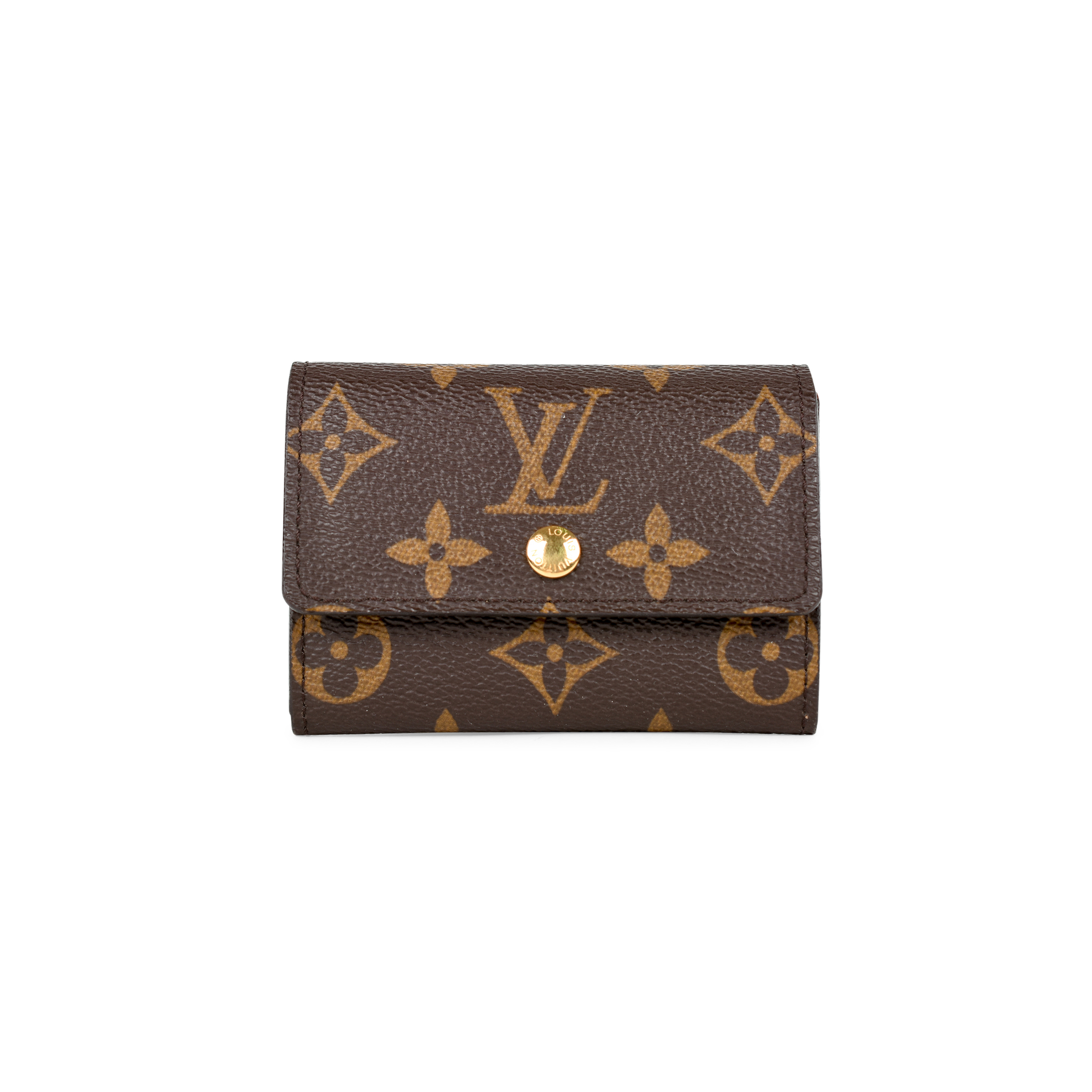 93e52c210f5 Authentic Second Hand Louis Vuitton Card Holder (PSS-375-00025 ...