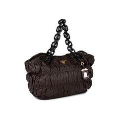 Prada nappa gaufre shoulder bag 2?1519901294
