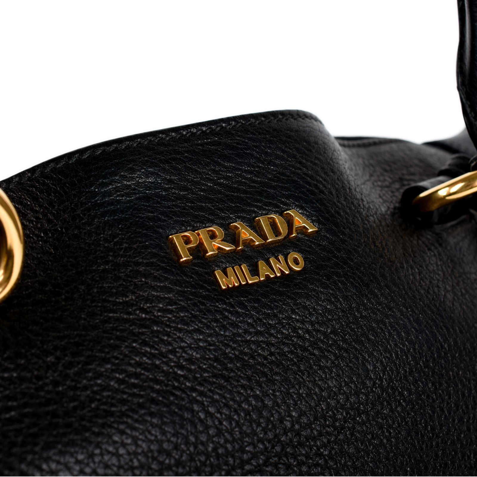 2e227f5ca815 free shipping prada milano tote bag 46225 15a32