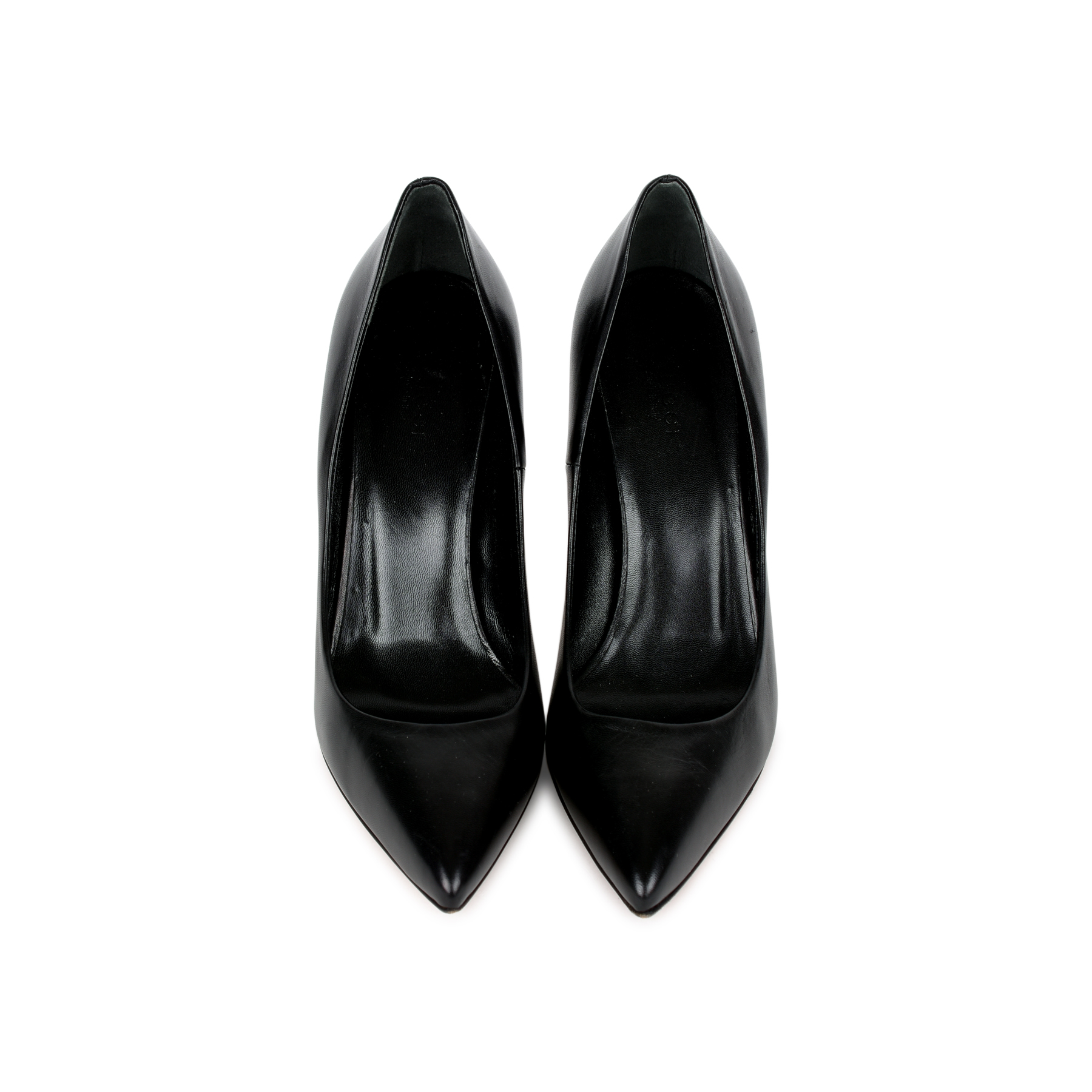 6b7b1a3aaca Authentic Second Hand Gucci Bamboo Heel Pump (PSS-437-00004)