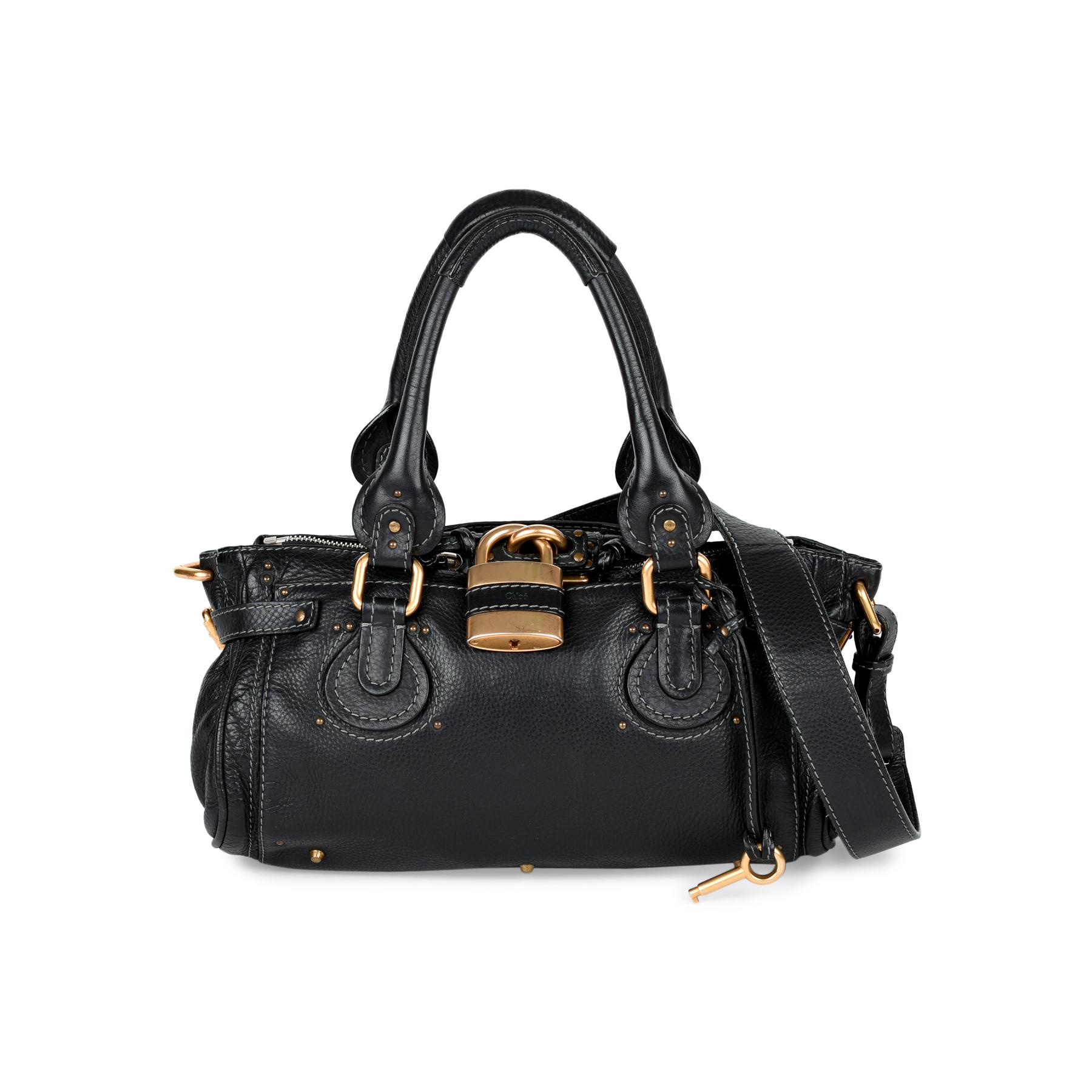 3e54ec8d33 Authentic Second Hand Chloé Paddington Bag (PSS-449-00004)